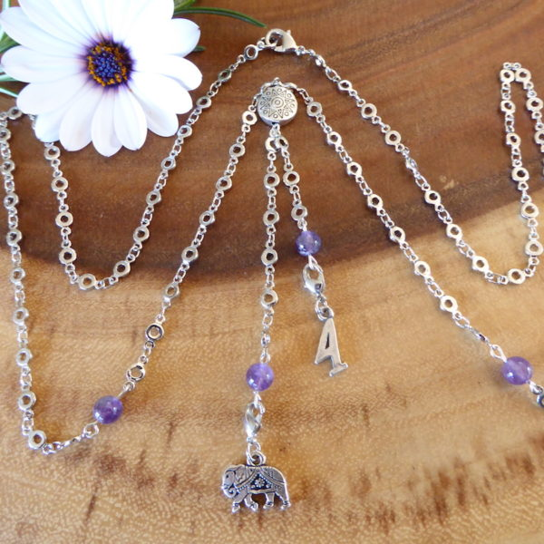 Amethyst Inspiration Necklace