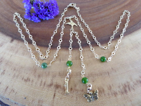 Jade Inspiration Necklace